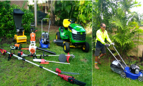 Lawn mowing palmerston darwin nt